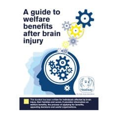 A guide to welfare benefits after brain injury