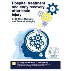 Hospital treatment and early recovery after brain injury