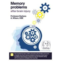 Memory problems after brain injury