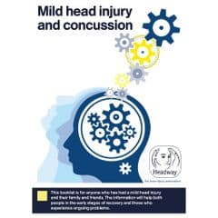 Mild head injury and concussion