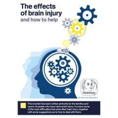 The effects of brain injury and how to help