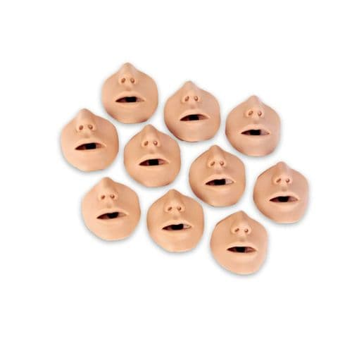 Brad Adult CPR Face Pieces (10 pack)