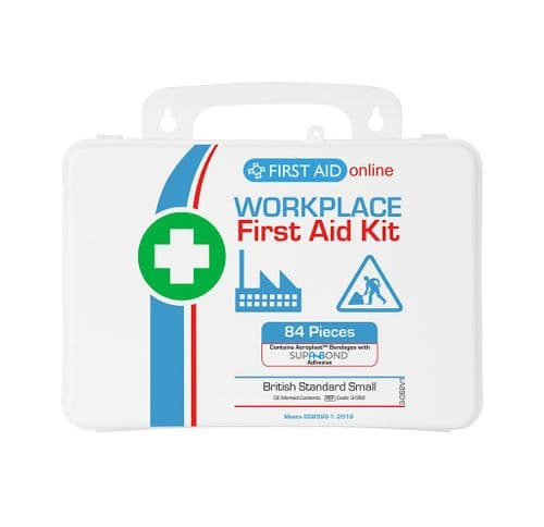 BSI  Small First Aid Kit in Weather Proof Case