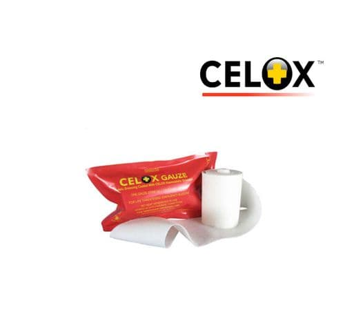 Celox Training Gauze - Red Pack
