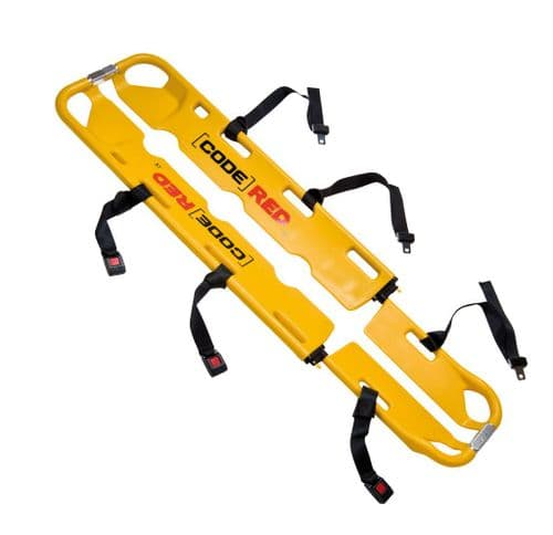 Code Red Rescue Stretcher - 2 Piece Yellow