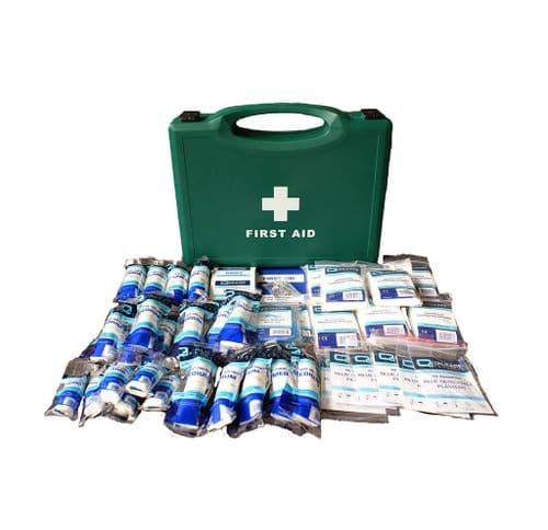 First Aid Catering Kit HSE 1-50 Person