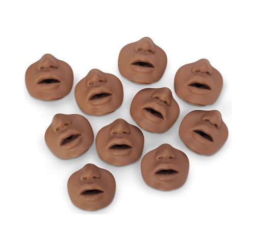 For Paul Adult CPR Face Pieces (10 pack)