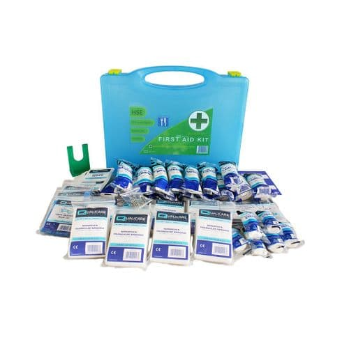 HSE - Premier First Aid Kit Catering 1-50 Person