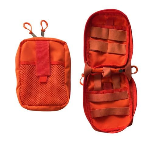 IFAK Molle - Trauma Kit Orange  Pouch (Empty)