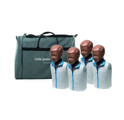 Laerdal Little Junior  4 Pack QCPR