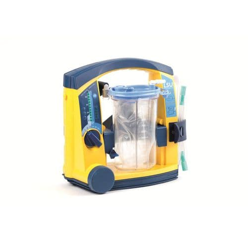 Laerdal Suction Unit with Serres Suction Bag