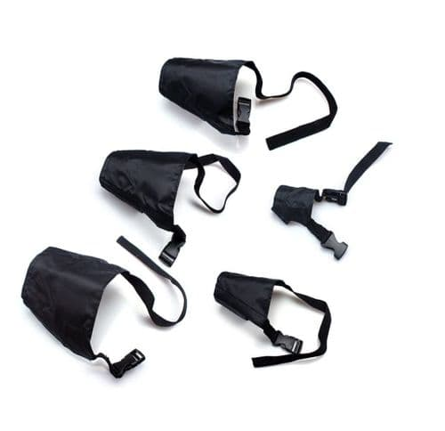 Muzzles Pack of 5