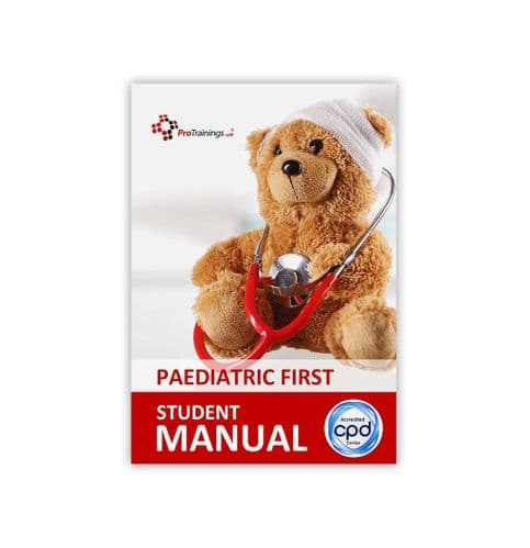 Paediatric First Aid Student Manual