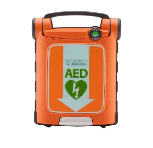 Powerheart G5 Automatic AED with real time CPR feedback