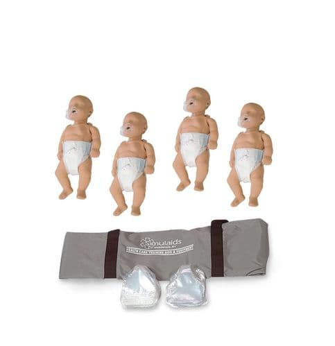 Sani Baby CPR 4 Pack