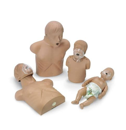 Sani CPR Family Pack 2 Adult 1 Child 1 Baby