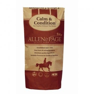 Allen & Page - Calm & Condition - 20kg