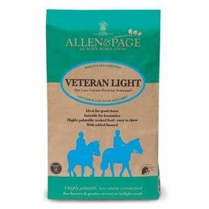 Allen & Page -  Veteran Light - 20kg