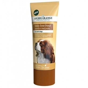 Arden Grange - Tasty Liver - Treat Paste - For Dogs 75gm