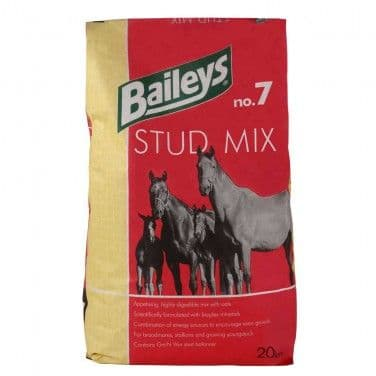 Baileys - No 7 - Stud & Youngstock Mix - 20kg