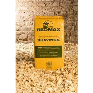Bedmax - Large - Pine Flake - Shavings - Bedding - 20kg
