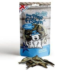 Dog Gone Fishin'  - Dried Whitebait - 60g