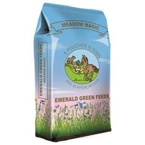 Emerald Green Feeds - Meadow Magic -  Pellets - 20kg
