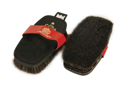 Equerry - Leather Backed  - Body Brush