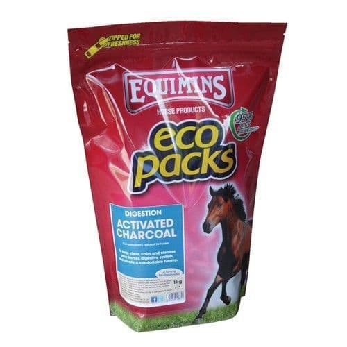 Equimins - Activated Charcoal - 1kg