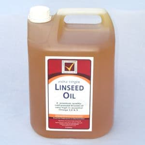 Equine Answers - Linseed Oil  - 5 litre