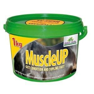 Global Herbs - Muscle Up - 1kg