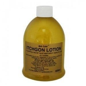 Gold Label - Itchgon Lotion - 500ml