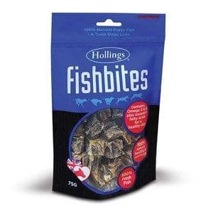 Hollings -  Fish Bites  - 75g