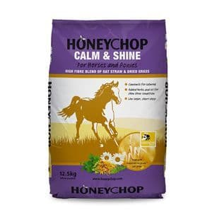 Honeychop - Calm & Shine - 12.5kg