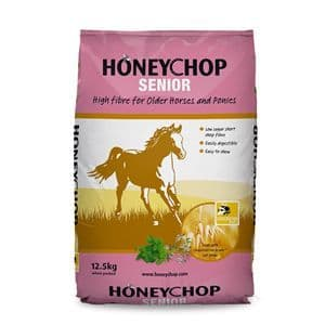 Honeychop - Senior - 12.5kg