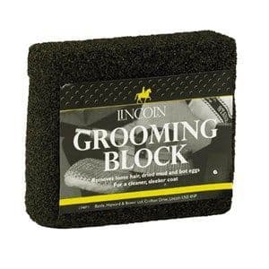 Lincoln - Grooming Block