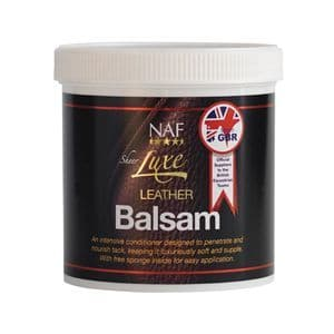 NAF - Sheer Luxe - Leather Balsalm - 400gm