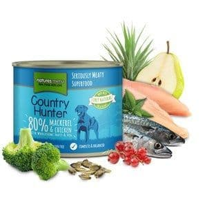 Natures Menu - Country Hunter - Adult Dog - Mackerel With Chicken