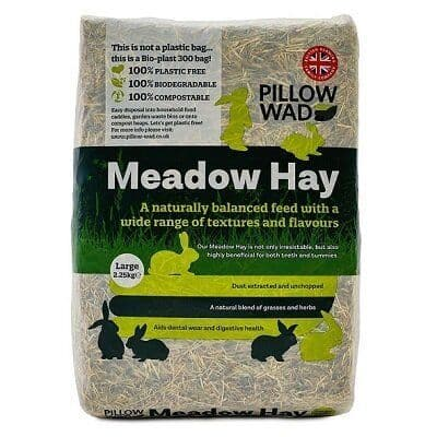 Pillow Wad -  Bio - Meadow Hay - Large 2.25kg
