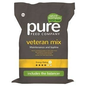 Pure Feed Company - Pure Veteran Mix  - 15kg