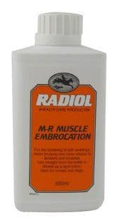 Radiol - M R Muscle - Embrocation - 500ml