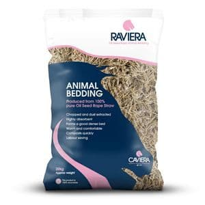 Raviera - Rape Straw - Bedding - 20kg