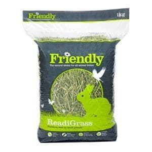 Readigrass - Small Friendly - Dried Grass - 1kg