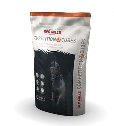 Red Mills -  Competition 12 Cubes - 20kg