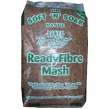 Rowen Barbary - Soft n Soak - Ready Fibremash - Green - 20kg