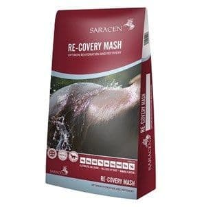 Saracen -  Re-Covery Mash / Recovery mash  - 20kg