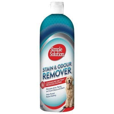 Simple Solution - Dog  - Stain & Odour Remover - 1 litre