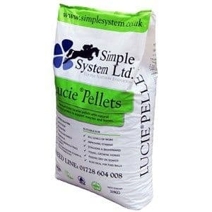 Simple System - Organic - Lucie Pellets - 20kg