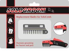 Solocomb - Replacement Blades