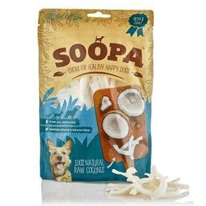 Soopa - Coconut - Dog Chews  - 100g